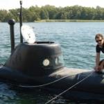 I en ubåt