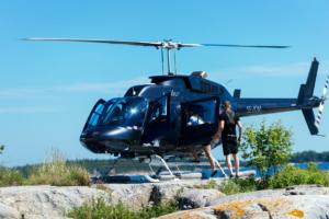 Helikopter-djuronaset
