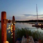 Summer evenings at Djurönäset.