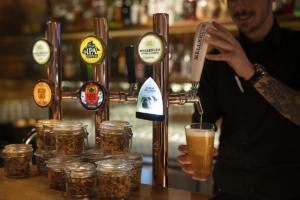 Djurönäset bar drink