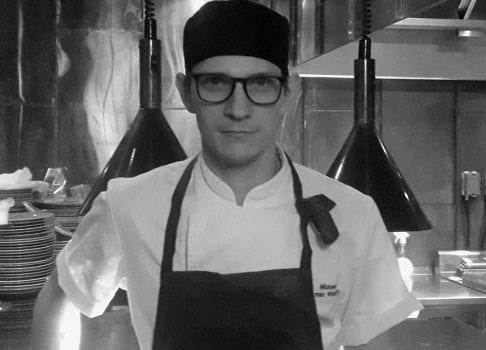 Vår Sous Chef Michael är med och tävlar i Årets Möteskock 2019