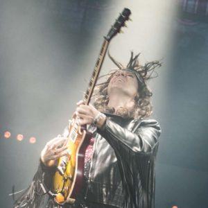 Kee Marchello med band kommer till Djurönäset den 4 maj.