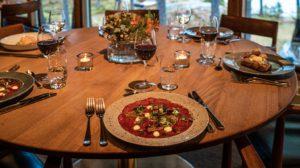 Djurönäset Matsalen middag
